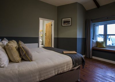 Bedroom at Broadrock B&B, Chepstow