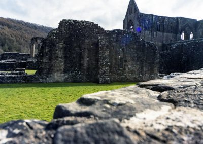 Explore Tintern Abbey